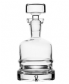 Spirits Ribbed Glass Decanter 1.2 L|Solavia Fine Glassware